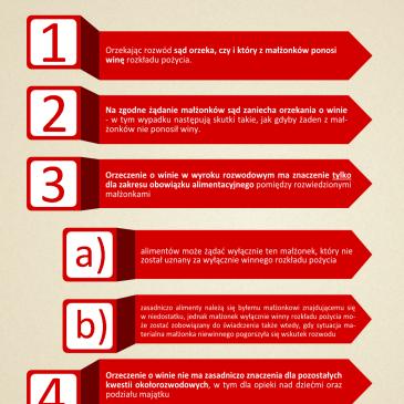 Orzeczenie o winie – infografika